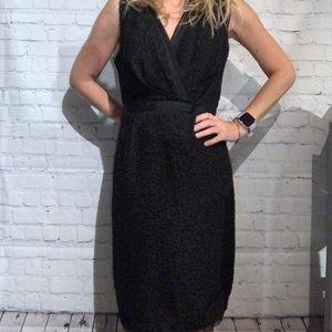 Coco & Tashi Black Sleeveless Dress Size Medium